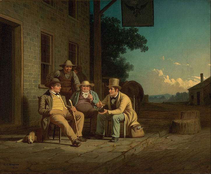 George_Caleb_Bingham_-_Canvassing_for_a_Vote_-_Google_Art_Project