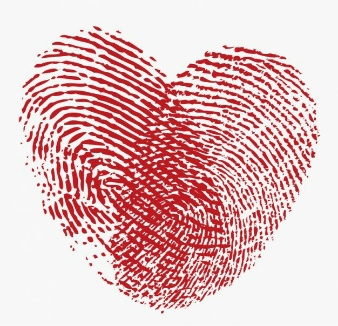 fingerprint-heart-vector-graphic_53-9637